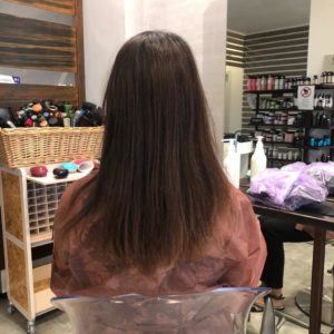 Finissime baby light balayage